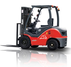 Arctic Hare Forklift Truck